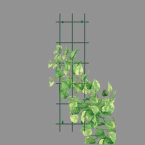 Gardener Sarmaşık Bitkilere Özel Destek Kafesi Yeşil 45 cm
