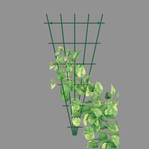 Gardener Sarmaşık Bitkilere Özel Üçgen Destek Kafesi Yeşil