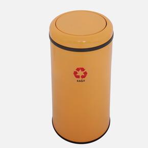 Atık Çöp Kovası, Sarı