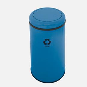 Atık Çöp Kovası, Mavi