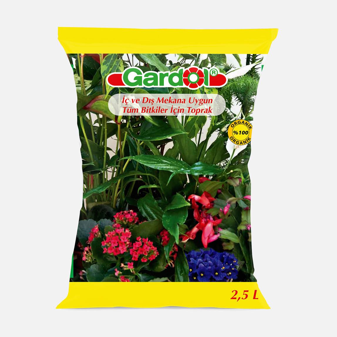 Gardol Cocopeat Bitki Toprağı 2,5 lt