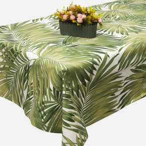 Palmiye Masa Örtüsü