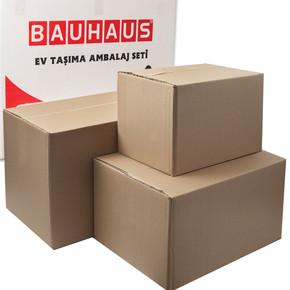 Bauhaus Ev Taşıma Ambalaj Seti