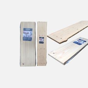 Kütük Panel 30 mm En:36-40 cm Boy:100 cm Ladin-Göknar
