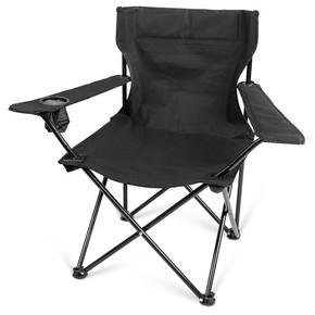 Sunfun Katlanır Kamp Sandalyesi Siyah