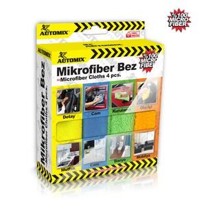 Mikrofiber Bez 4'lü 23208