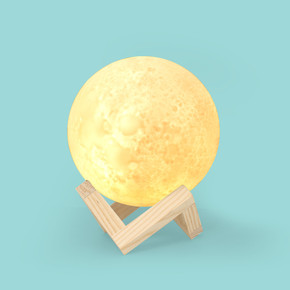 Moon Dekoratif Led Aydınlatma  Ø 15Cm