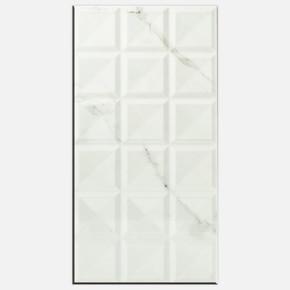 30X60 cm Rp-8932 Anita Beyaz 10X10 Kare Dekor-X  1Kutu=1,62 m²