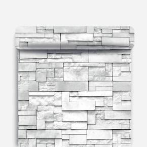 İnce Mermer - Gri Duvar Kağıdı