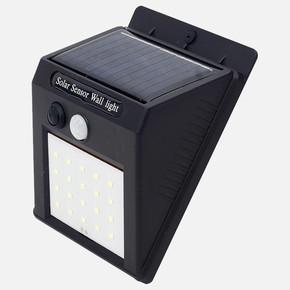 Solar Sensörlü Led Aplik