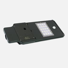 Solar 20W Sokak Lambası Siyah