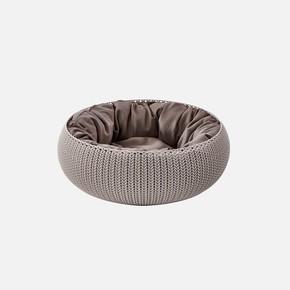 Keter Yuvarlak Kedi Köpek Yatağı