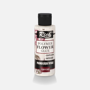 Polimer Çiçek Tutaklı 130 cc