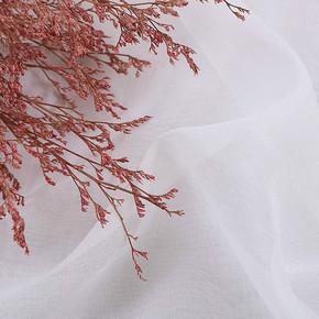 Carmen Tül Perde Beyaz 300x270cm
