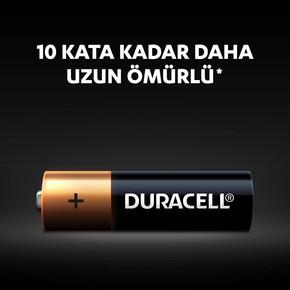 Duracell Basic Kalem Pil 2'Li AA