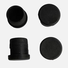 Plastik Düz Tapa İç 19mm 4'lü