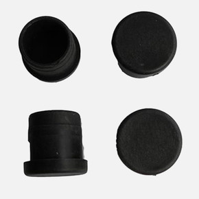Plastik Düz Tapa İç 21mm 4'lü