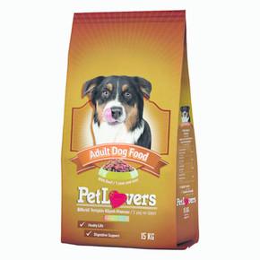 Petlovers Köpek Maması Biftekli 15kg