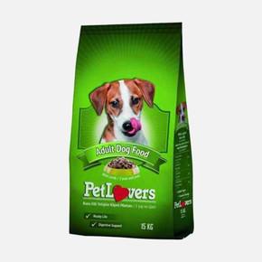 Petlovers Köpek Maması Kuzu Etli 15kg