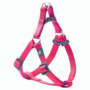 Art Sportiv Üçgen Göğüs Tasması Kırmızı 25cm