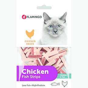 Chick'n Kedi Balık Çubuk Ödül Maması