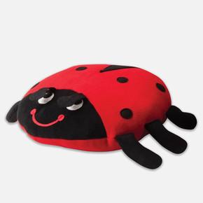 Uğurböceği Figürlü Yastık