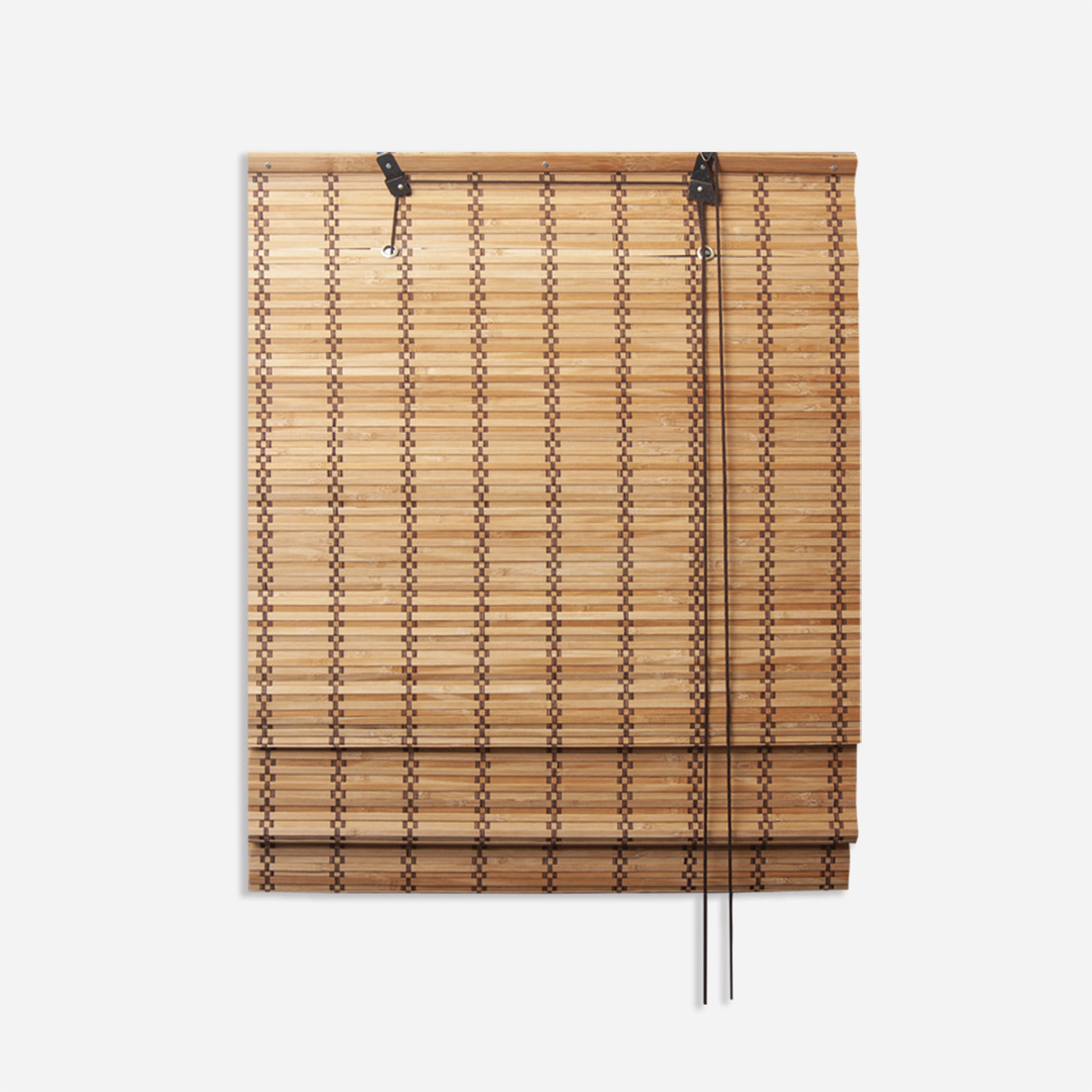 Adramis Katlamalı Bambu Stor