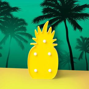 Ananas Led Aydınlatma