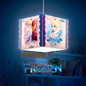 Frozen Kare Plexi Tavan Lambası