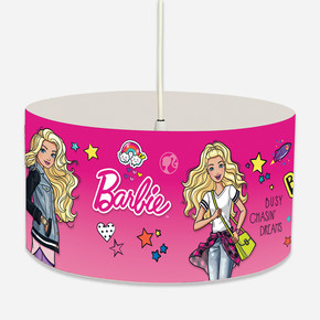 Barbie Panorama Tavan Lambası