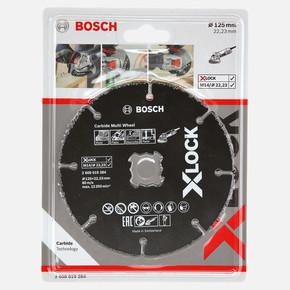 X-LOCK Carbide Multi Wheel Kesici Disk 125 mm