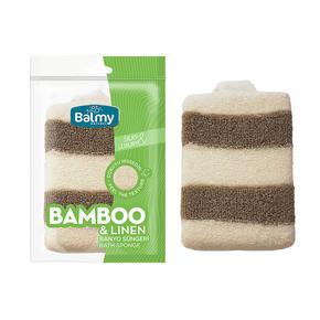 Bambu Keten Banyo Süngeri