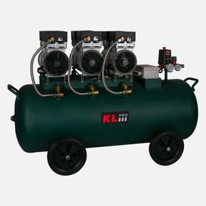 KL Pro 3Hp. 100Lt. Sessiz Kompresör
