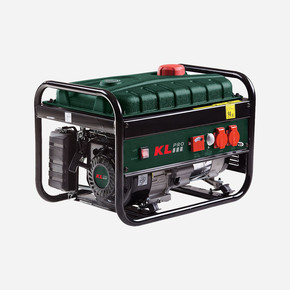 KL Pro 2.2KVA 5.5HP Benzinli Jeneratör