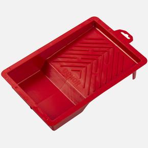 Mini Boyacı Kabı Dekor Kırmızı