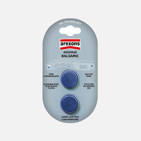 Minimal Button Oto Koku Balsamıc 2'li