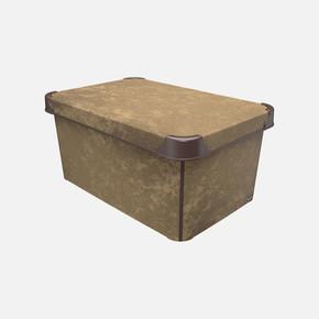 Style Box Kahverengi Nubuk 10L