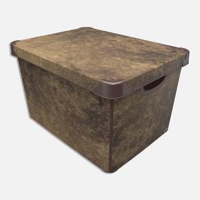 Style Box Kahverengi Nubuk