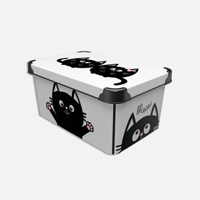 Style Box Meow Cat 10L
