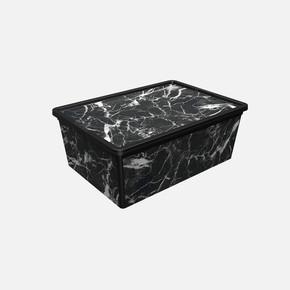 Trend Box Black Marble 10L