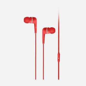 3Kmm123K Mojue Kulaklık-Kırmızı