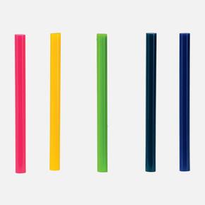 Rapid 7mm Renkli Silikon Çubuk