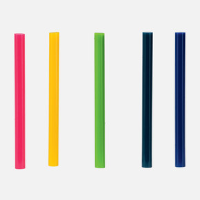 Rapid 7 mm Renkli Silikon Çubuk