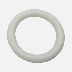 Ahşap Halka Beyaz 28mm