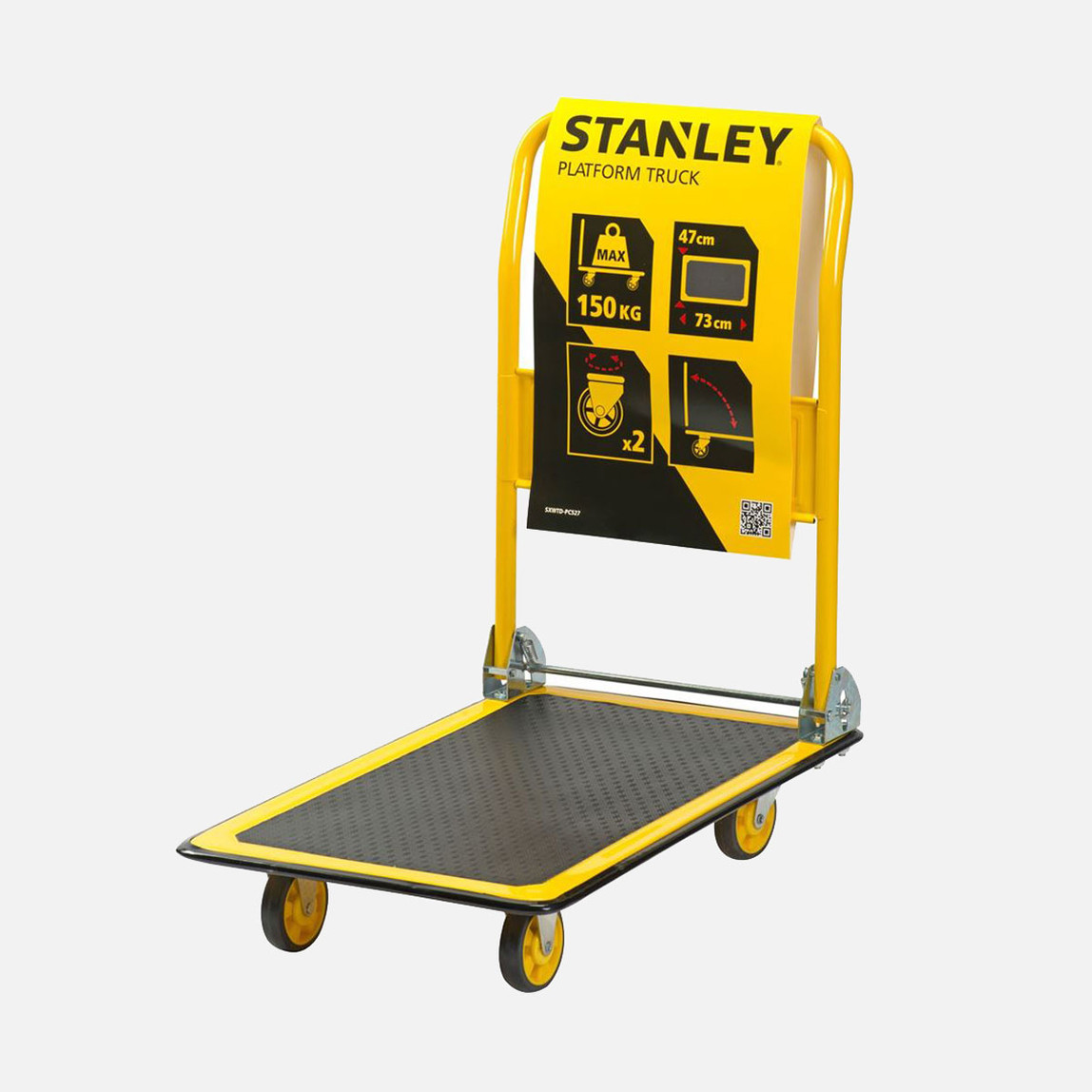 Stanley PC527 Profesyonel Paket Taşıma Arabası