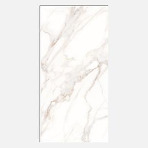60X120Cm Calacata  Yer Full La Beyaz 1Kutu=1,44 m²