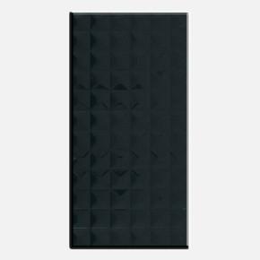 30X60Cm Everest Sırlı Tezgah A Siyah Parlak 1Kutu=1,62m²