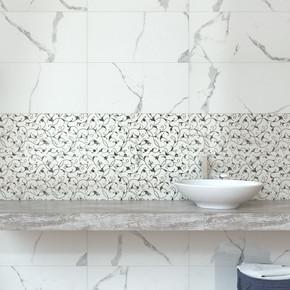 Bien Maxi Serisi Duvar Seramiği Beyaz