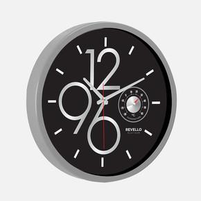 Kronometre Görselli Saat Gri