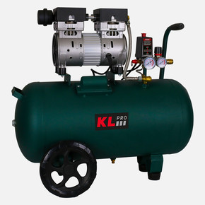 KL Pro 1HP/50Lt. Sessiz Kompresör
